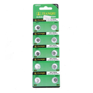 AG1 battery blister pack